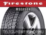 Firestone - MSEASON négyévszakos gumik