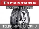 Firestone - VANHAWK MSEASON négyévszakos gumik