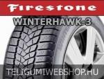 FIRESTONE Winterhawk 3 205/55R17 - téligumi - adatlap