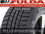 FULDA 4X4 ROAD 235/65R17 - nyárigumi - adatlap