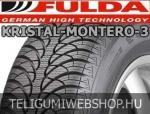FULDA Kristal Montero 3 155/65R14 - téligumi - adatlap