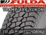 Fulda - Tramp 4X4 Yukon téligumik