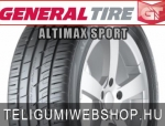 General tire - Altimax Sport nyárigumik