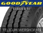 Goodyear - CARGO G91 nyárigumik