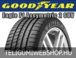 Goodyear - EAGLE F1 ASYMMETRIC 2 SUV nyárigumik