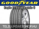 Goodyear - EAGLE F1 ASYMMETRIC 5 nyárigumik
