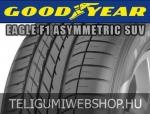 GOODYEAR EAGLE F1 ASYMMETRIC SUV 255/55R18 - nyárigumi - adatlap