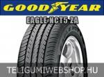 Goodyear - EAGLE NCT5 ZA nyárigumik