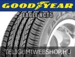 GOODYEAR EAGLE NCT5 245/40R18 - nyárigumi - adatlap