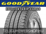Goodyear - EFFICIENTGRIP CARGO nyárigumik
