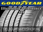 Goodyear - EFFICIENTGRIP PERFORMANCE SUV nyárigumik