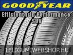 GOODYEAR EFFICIENTGRIP PERFORMANCE SUV 255/60R17 - nyárigumi - adatlap