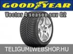 Goodyear - VECTOR 4SEASON SUV G2 négyévszakos gumik