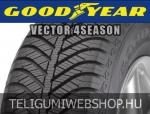 Goodyear - VECTOR 4SEASON négyévszakos gumik