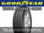 Goodyear - VECTOR 4SEASONS CARGO négyévszakos gumik