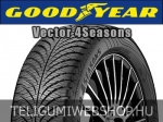 Goodyear - VECTOR 4SEASONS négyévszakos gumik
