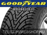 Goodyear - WRANGLER F1 nyárigumik