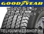 GOODYEAR WRANGLER HP ALL WEATHER 235/60R18 - nyárigumi - adatlap