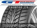 Gt radial - CHAMPIRO 328 nyárigumik