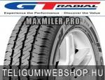 GT RADIAL MAXMILER PRO 175/65R14 - nyárigumi - adatlap