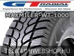 Gt radial - MAXMILER WT-1000 téligumik