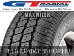 Gt radial - MAXMILER-X nyárigumik