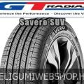 GT RADIAL - SAVERO SUV - nyárigumi