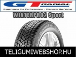 Gt radial - WINTERPRO2 Sport téligumik