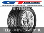 GT RADIAL WINTERPRO2 185/65R14 - téligumi - adatlap