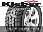 Kleber - TRANSPRO 4S négyévszakos gumik