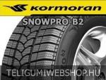 KORMORAN Snowpro B2 215/40R17 - téligumi - adatlap