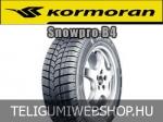 KORMORAN Snowpro B4 165/65R14 - téligumi - adatlap