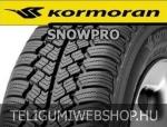 KORMORAN Snowpro 145/70R13 - téligumi - adatlap