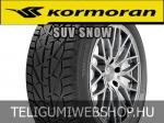 KORMORAN SUV SNOW 235/60R18 - téligumi - adatlap