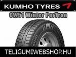 Kumho - CW51 Winter PorTran téligumik
