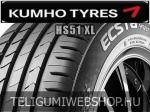 Kumho - HS51 XL nyárigumik
