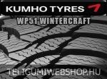 KUMHO WP51 WinterCraft 155/80R13 - téligumi - adatlap