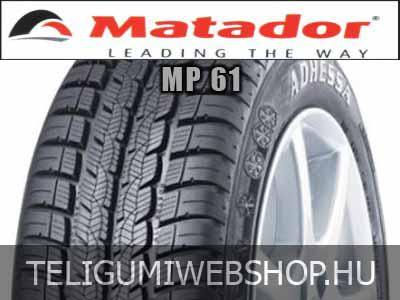 MATADOR - MP61 Adhessa Evo - négyévszakos - 155/70R13 - 75T - SZGK.