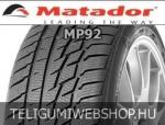 MATADOR MP92 185/55R15 - téligumi - adatlap