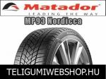 MATADOR MP93 Nordicca 155/65R14 - téligumi - adatlap