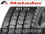 Matador - MPS320 Maxilla nyárigumik