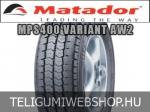 Matador - MPS400 VariantAW 2 négyévszakos gumik