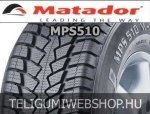 Matador - MPS510 téligumik