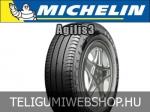 Michelin - AGILIS 3 nyárigumik