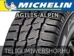 MICHELIN Agilis Alpin 195/75R16 - téligumi - adatlap