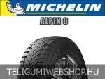 MICHELIN ALPIN 6 185/65R15 - téligumi - adatlap