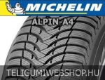 Michelin - Alpin A4 téligumik
