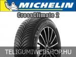 Michelin - CrossClimate 2 SUV négyévszakos gumik