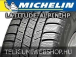 Michelin - Latitude Alpin HP téligumik