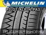 Michelin - Pilot Alpin PA3 téligumik